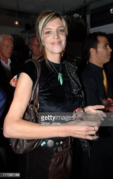 Martha Fiennes during International Interior Designer of the Year Award in London Great Britain