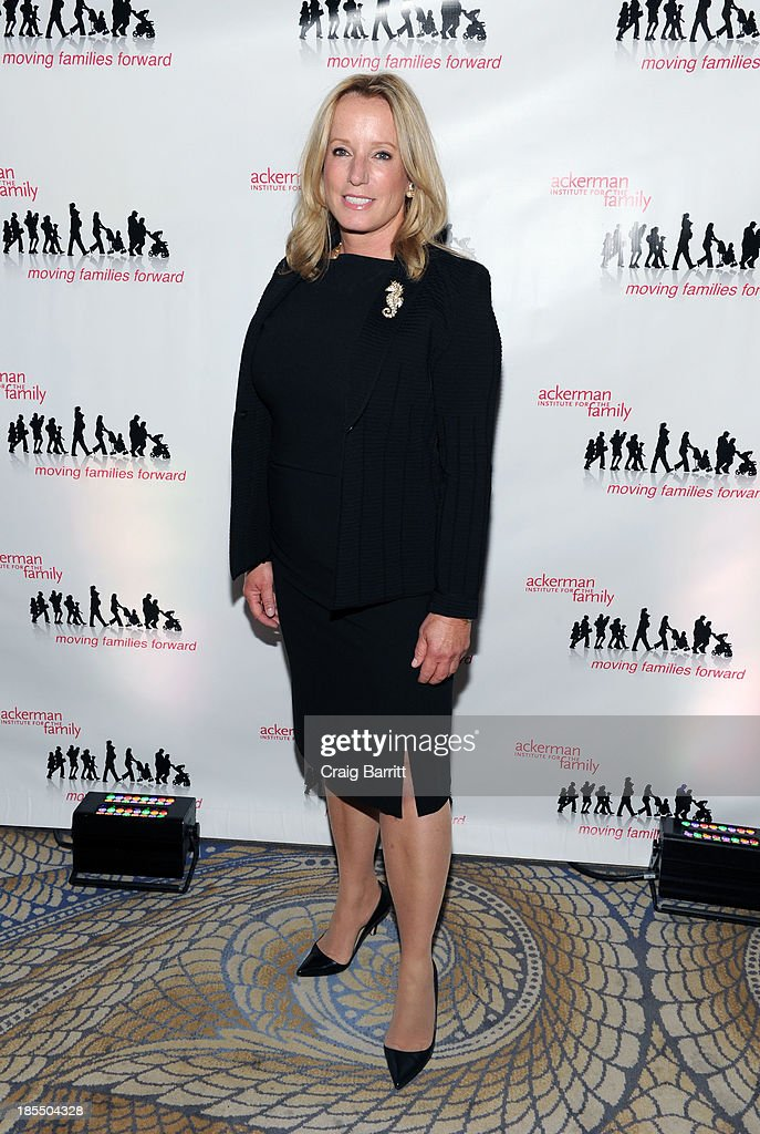 Martha Fling attends the 2013 Families Moving Forward gala at The Waldorf Astoria on October 21, 2013 in New York City.