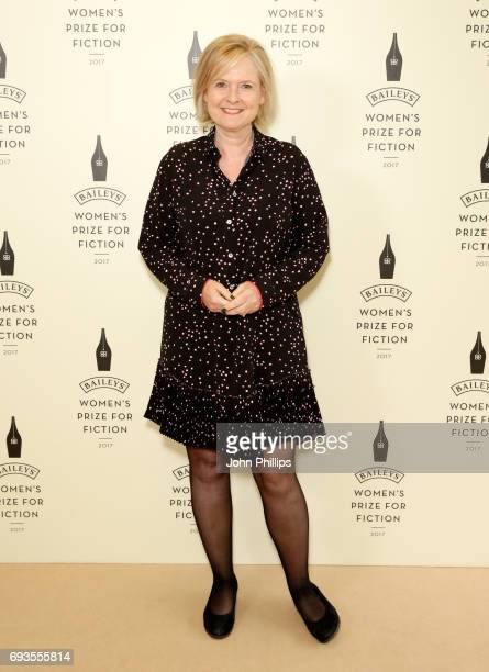 07 Martha Kearney attends the Baileys Women's Prize for Fiction 2017 at the Royal Festival Hall on June 7 2017 in London England