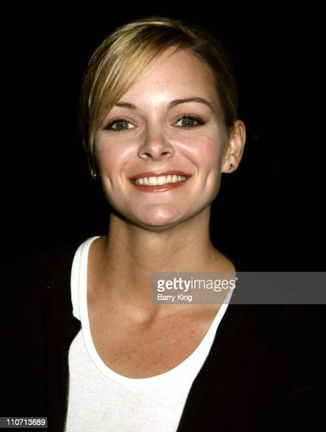 Martha Madison during 'Days of Our Lives' Stars Visit Knott's Scary Farm Halloween Haunt 2004 at Knott's Berry Farm in Buena Park California United...