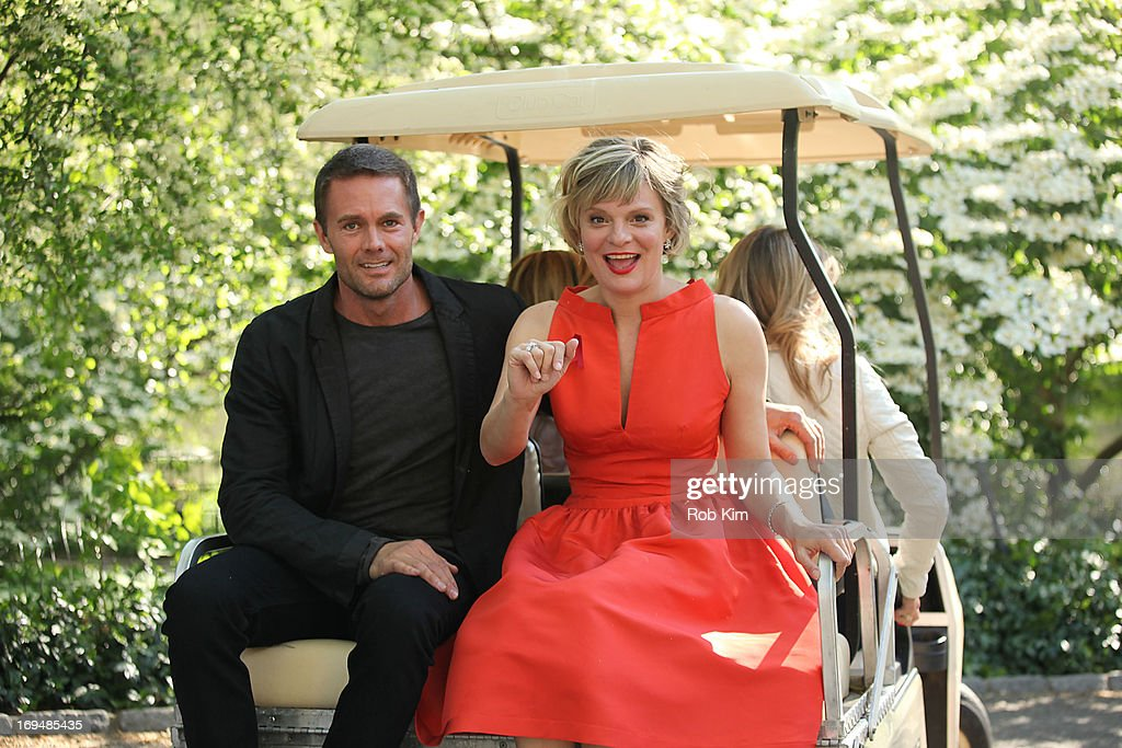 <a gi-track='captionPersonalityLinkClicked' href=/galleries/search?phrase=Martha+Plimpton&family=editorial&specificpeople=211149 ng-click='$event.stopPropagation()'>Martha Plimpton</a> (R) and <a gi-track='captionPersonalityLinkClicked' href=/galleries/search?phrase=Garret+Dillahunt&family=editorial&specificpeople=2544340 ng-click='$event.stopPropagation()'>Garret Dillahunt</a> attend FOX 2103 Programming Presentation Post-Party at Wollman Rink - Central Park on May 13, 2013 in New York City.