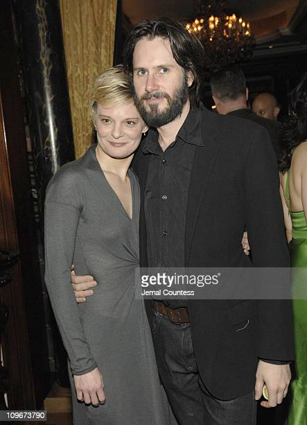 Martha Plimpton and Josh Hamilton during Opening Night Afterparty for Tom Stoppard's production of 'The Coast of Utopia Part Three Salavage' at...