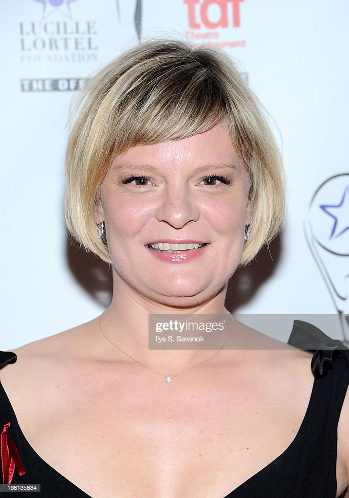 Martha Plimpton attends the 28th Annual Lucille Lortel Awards at NYU Skirball Center on May 5, 2013 in New York City.