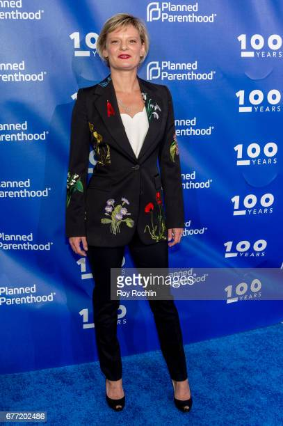 Martha Plimpton attends the Planned Parenthood 100th Anniversary Gala at Pier 36 on May 2 2017 in New York City
