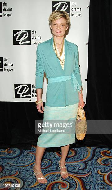 Martha Plimpton during The 71st Annual Drama League Awards Inside Arrivals at Marriott Marquis Hotel in New York City New York United States