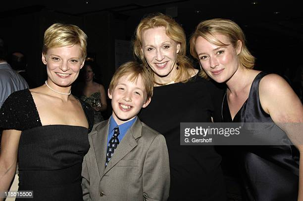 Martha Plimpton Will Maxwell Jan Maxwell and Jennifer Ehle