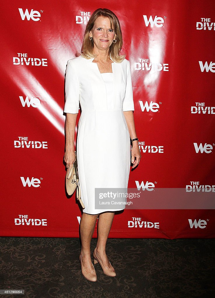Martha Raddatz attends 'The Divide' series premiere at Dolby 88 Theater on June 26, 2014 in New York City.
