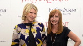 Martha Stewart and Nicole Miller attend The Weinstein Company's 'Yves Saint Laurent' premiere hosted by Yves Saint Laurent Couture Palette The Cinema...