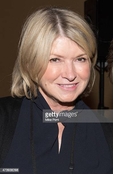 Martha Stewart attends Fortune Magazines 2015 Most Powerful Women Evening With NYC at Time Warner Center on May 18 2015 in New York City