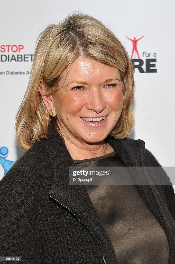 <a gi-track='captionPersonalityLinkClicked' href=/galleries/search?phrase=Martha+Stewart&family=editorial&specificpeople=202905 ng-click='$event.stopPropagation()'>Martha Stewart</a> attends Stand Up For A Cure 2013 at Madison Square Garden on April 17, 2013 in New York City.