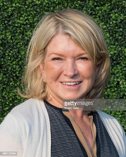 Martha Stewart attends the 15th annual USTA opening night gala at USTA Billie Jean King National Tennis Center on August 31 2015 in New York City