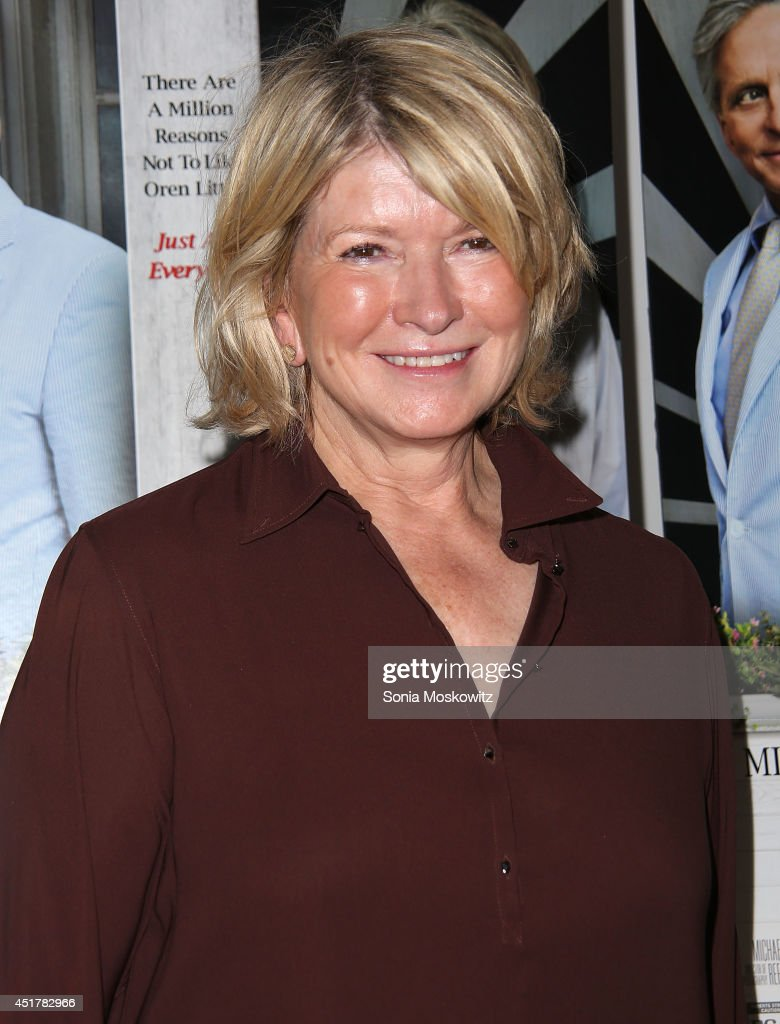 <a gi-track='captionPersonalityLinkClicked' href=/galleries/search?phrase=Martha+Stewart&family=editorial&specificpeople=202905 ng-click='$event.stopPropagation()'>Martha Stewart</a> attends the 'And So It Goes' premiere at Guild Hall on July 6, 2014 in East Hampton, New York.