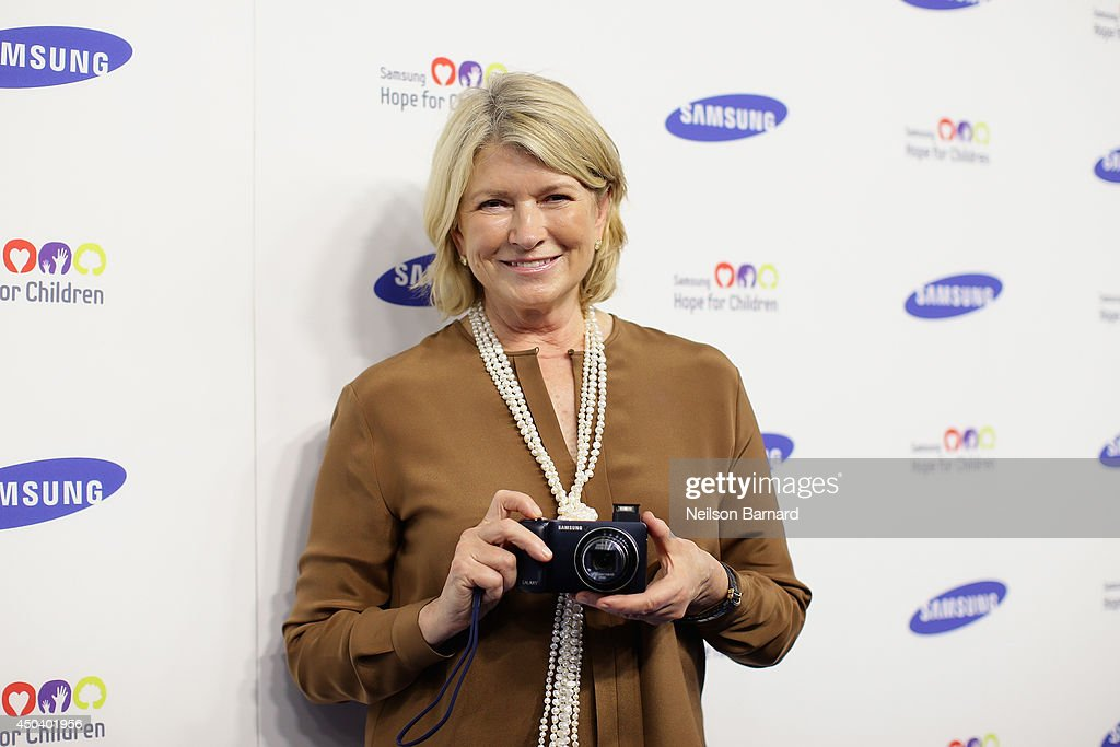 <a gi-track='captionPersonalityLinkClicked' href=/galleries/search?phrase=Martha+Stewart&family=editorial&specificpeople=202905 ng-click='$event.stopPropagation()'>Martha Stewart</a> attends the Samsung Hope For Children Gala 2014 on June 10, 2014 in New York City.