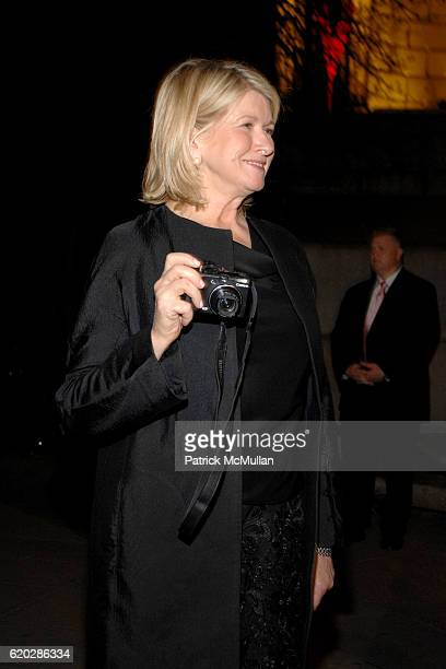 Martha Stewart attends VANITY FAIR Tribeca Film Festival Party hosted by GRAYDON CARTER ROBERT DE NIRO and RONALD PERELMAN at The State Supreme...