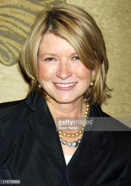 Martha Stewart during The 52nd Annual Winter Antiques Show Benefitting The East Side House Settlement at The Seventh Regiment Armory in New York New...