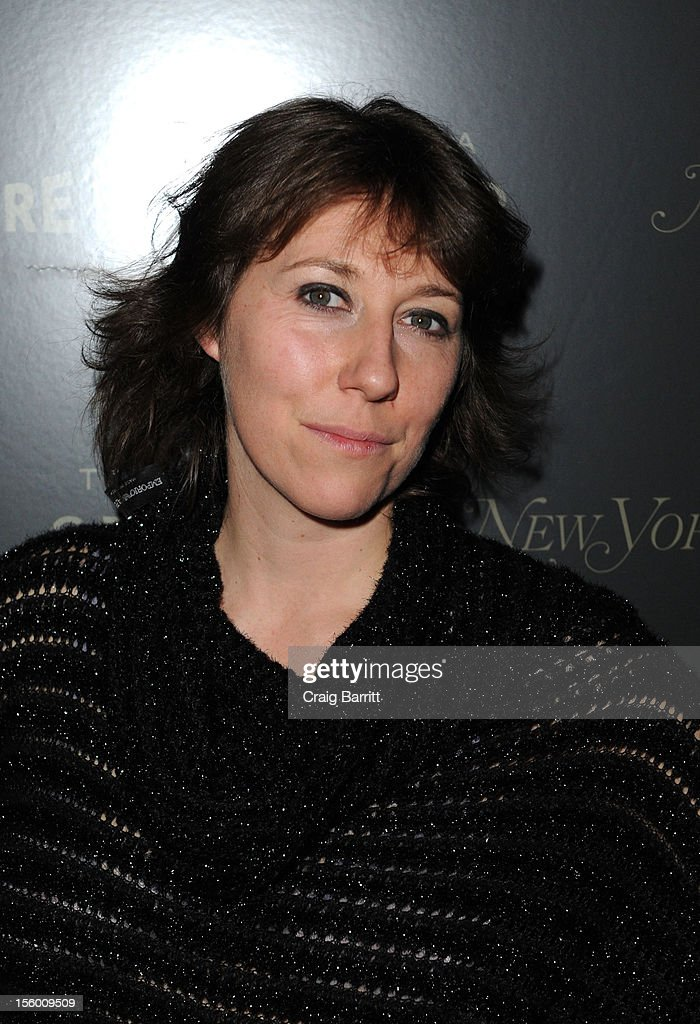 Martha Wainwright attends 'Sing Me The Songs That Say I Love You: A Concert For Kate McGarrigle' premiere after party at Tribeca Grand Hotel on November 10, 2012 in New York City.