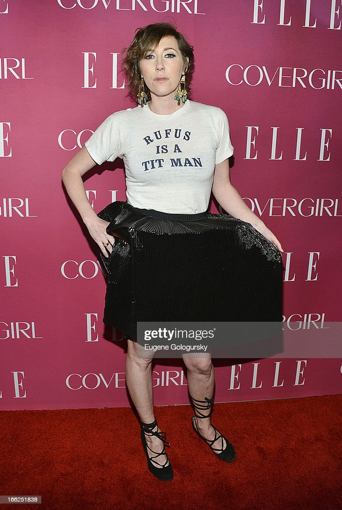 <a gi-track='captionPersonalityLinkClicked' href=/galleries/search?phrase=Martha+Wainwright&family=editorial&specificpeople=539878 ng-click='$event.stopPropagation()'>Martha Wainwright</a> attends the 4th annual ELLE Women in Music Celebration at The Edison Ballroom on April 10, 2013 in New York City.