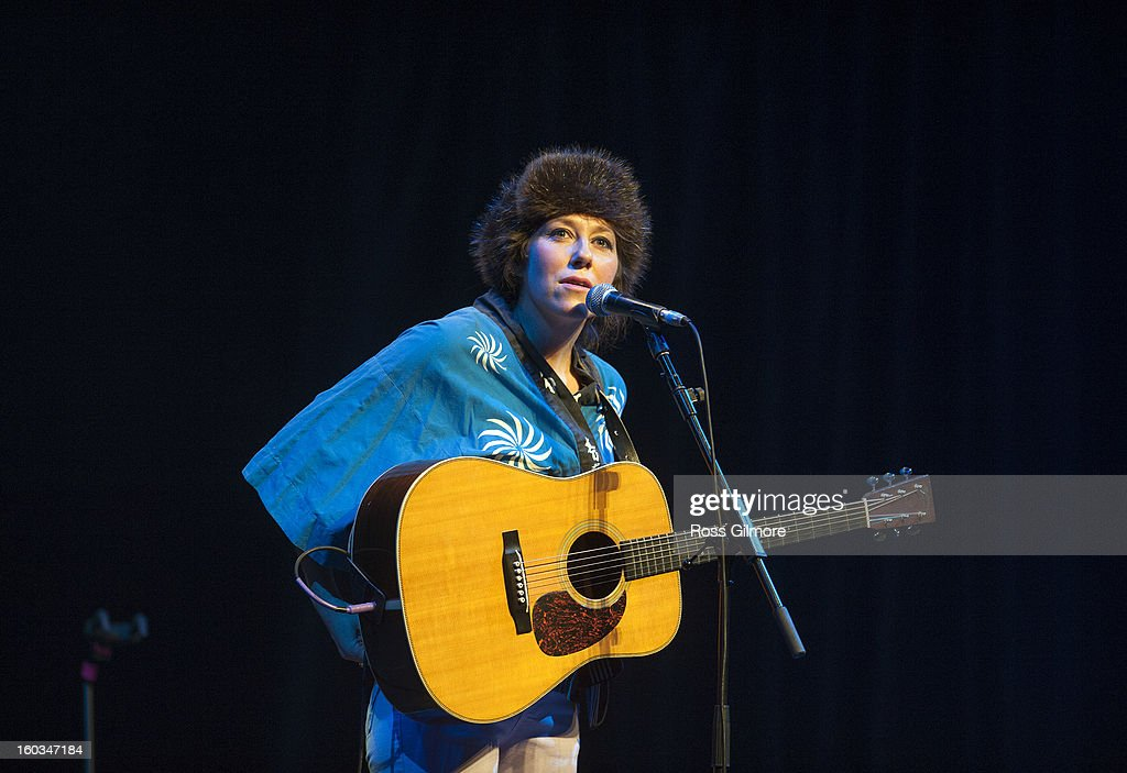 <a gi-track='captionPersonalityLinkClicked' href=/galleries/search?phrase=Martha+Wainwright&family=editorial&specificpeople=539878 ng-click='$event.stopPropagation()'>Martha Wainwright</a> performs at The Celtic Connections Festival 2013 at Glasgow Royal Concert Hall on January 29, 2013 in Glasgow, United Kingdom.