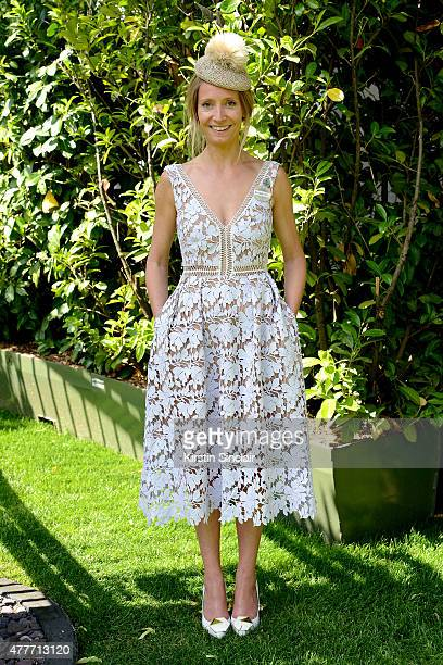 Martha Ward attends Royal Ascot 2015 at Ascot racecourse on June 19 2015 in Ascot England