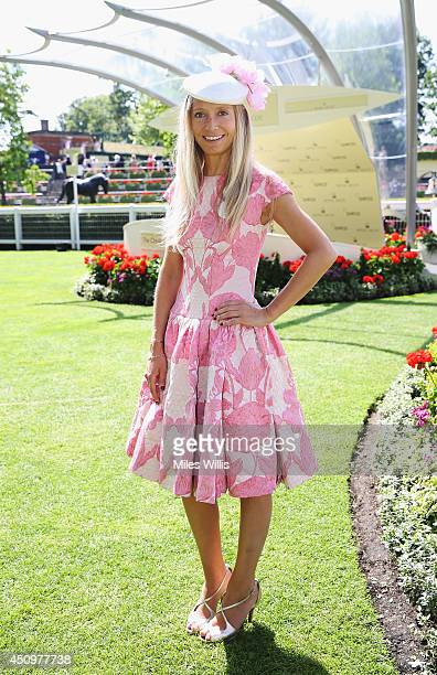 Martha Ward during day five of Royal Ascot at Ascot Racecourse on June 21 2014 in Ascot England