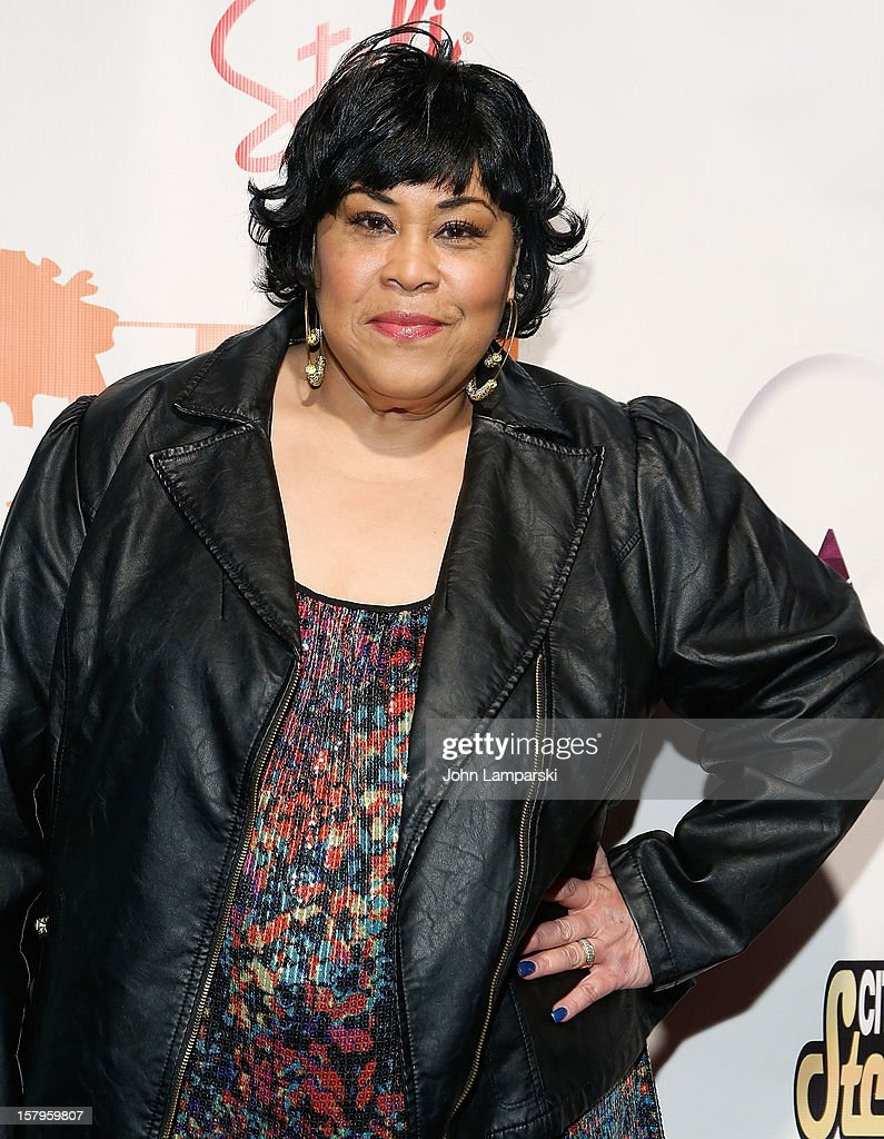Martha Wash attends Mike Ruiz' Birthday Gala at XL Nightclub on December 7, 2012 in New York City.