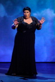 Martha Wash performs on stage during the 65th Annual Tony Awards at the Beacon Theatre on June 12 2011 in New York City