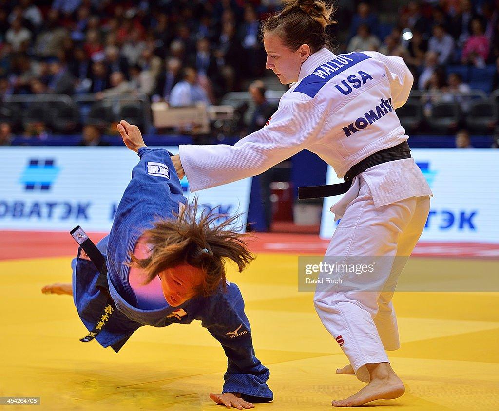 Marti Malloy world championships