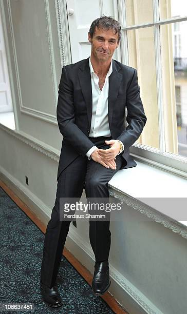 Marti Pellow attends a photocall to launch the UK tour of 'Jekyll and Hyde' at the Royal Institute of Great Britain on January 31 2011 in London...