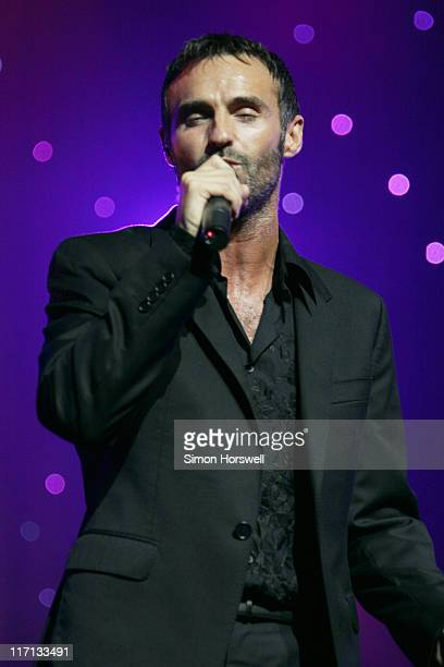 Marti Pellow during Marti Pellow in Concert at The Lyceum Theatre in London November 13 2006 at Lyceum Theatre in London Great Britain