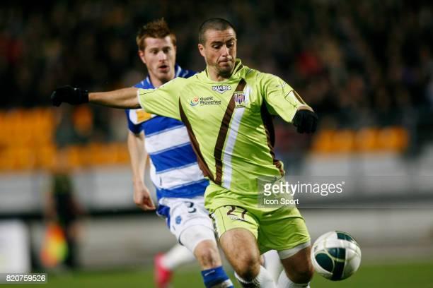 Martial ROBIN Troyes / Istres 14eme journee de Ligue2