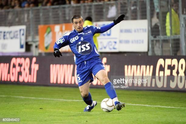 Martial ROBIN Grenoble / Troyes 31 eme journee de Ligue 2