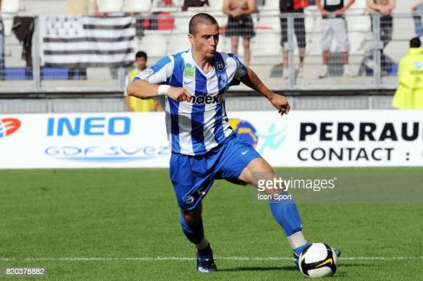 Martial ROBIN Grenoble / Rennes 2eme journee de Ligue 1