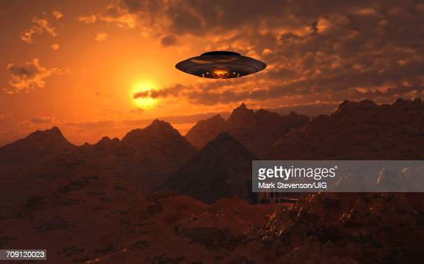 Martian Pyramid