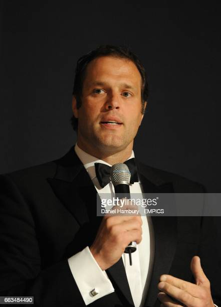 Martin Bayfield at the PFA Player of the Year Awards 2009 at the Grosvenor House Hotel London