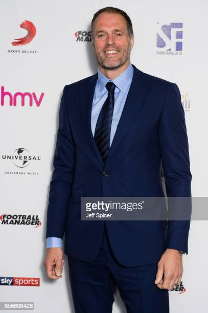 Martin Bayfield attends the Legends of Football fundraiser at The Grosvenor House Hotel on October 2 2017 in London England The annual footballthemed...