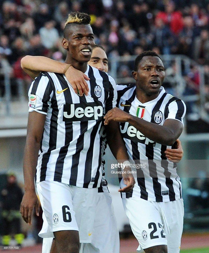 AS Livorno Calcio v Juventus Serie A s and