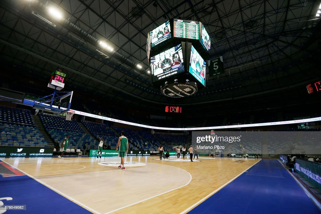 Unicaja Malaga v CSKA Moscow - Turkish Airlines EuroLeague
