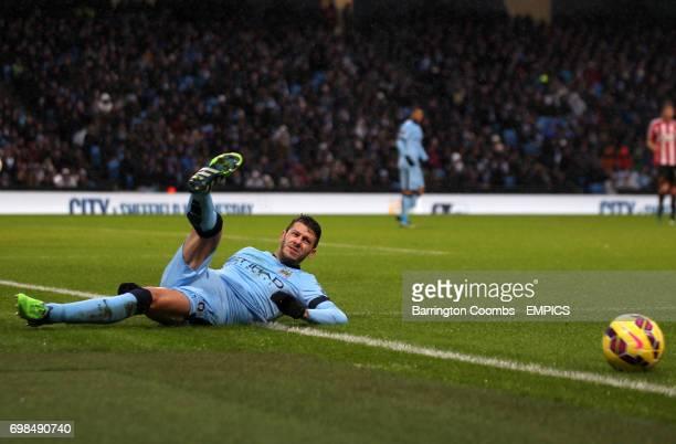 Martin Demichelis Manchester City