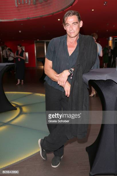 Martin Feifel during the opening night of the Munich Film Festival 2017 at Mathaeser Filmpalast on June 22 2017 in Munich Germany