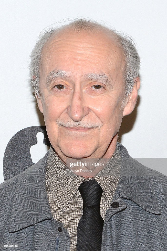 Martin Ferrero attends The Academy Spotlights VFX Game-Changers: 'Jurassic Park 3D' at AMPAS Samuel Goldwyn Theater on April 2, 2013 in Beverly Hills, California.