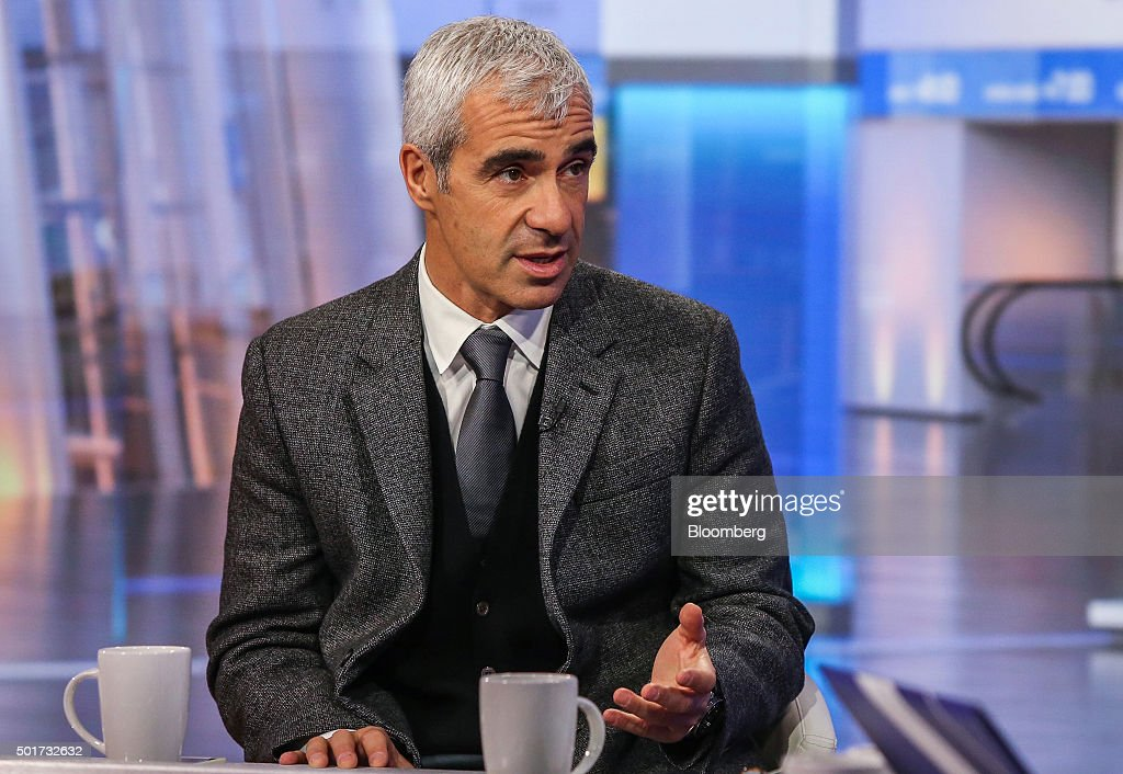 Jarden Corp. Chairman Martin Franklin Interview   Getty Images