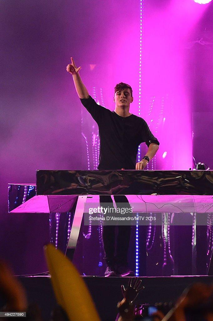 MTV EMA's 2015 - Outside Broadcast