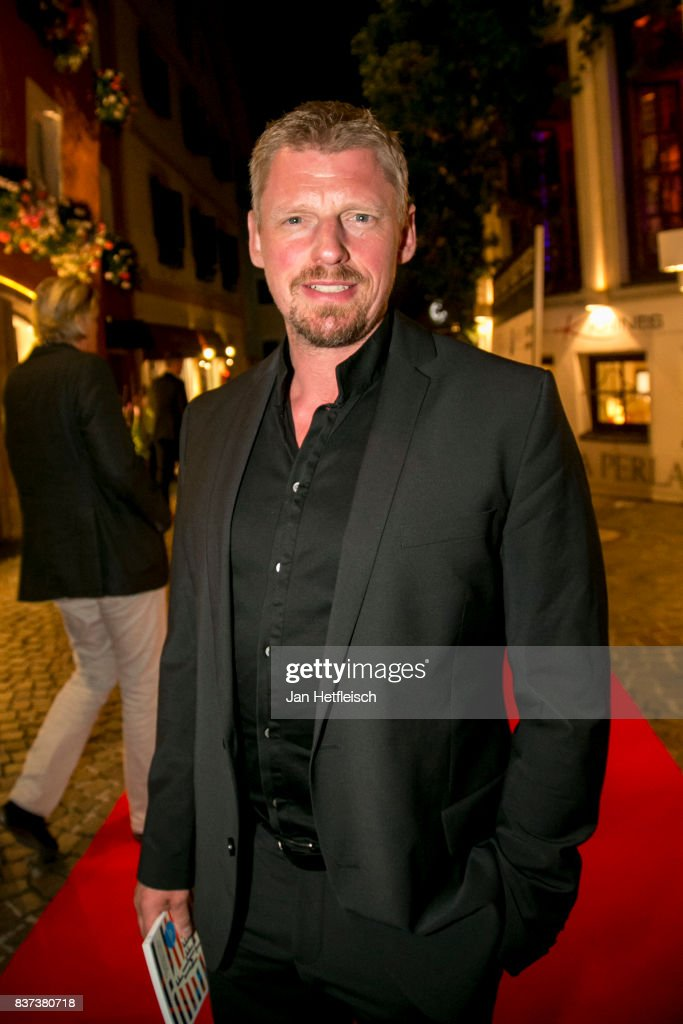 Martin Gruber poses for a picture during the 'Inconvenient Sequel' premiere and opening night of the Kitzbuehel Film Festival 2017 (Kitzbuehel Filmfest) at Filmtheater Kitzbuehel on August 22, 2017 in Kitzbuehel, Austria.