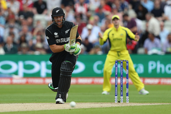 Australia v New Zealand - ICC Champions Trophy : News Photo