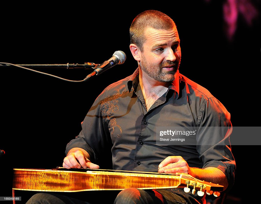 Martin Harley performs at the Uptown Theatre at Live In The Vineyard on November 2, 2012 in Napa, California.