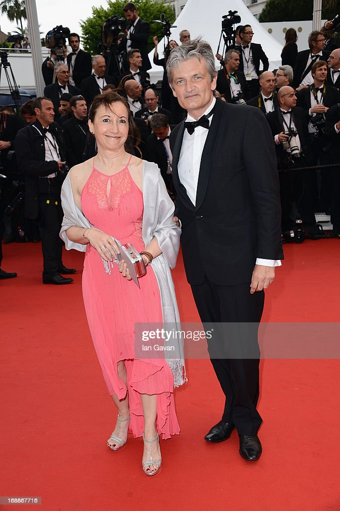 Martin Heitz and Pierre du Hanel attend Electrolux at Opening Night of The 66th Annual Cannes Film Festival at the Theatre Lumiere on May 15, 2013 in Cannes, France.