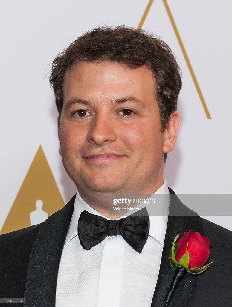 Martin Hill arrives at the Academy Of Motion Picture Arts And Sciences' Scientific And Technical Awards Ceremony at Beverly Hills Hotel on February 15, 2014 in Beverly Hills, California.