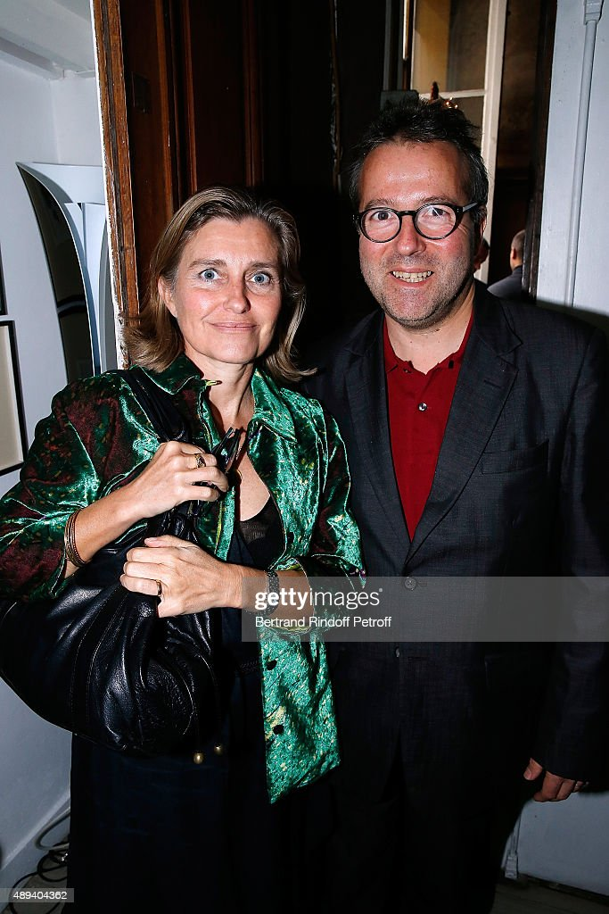 <a gi-track='captionPersonalityLinkClicked' href=/galleries/search?phrase=Martin+Hirsch&family=editorial&specificpeople=2273261 ng-click='$event.stopPropagation()'>Martin Hirsch</a> and his wife Florence attend the Marek Halter Celebrates Rosh Hashanah (new Jewish year5776) In Paris on September 20, 2015 in Paris, France.