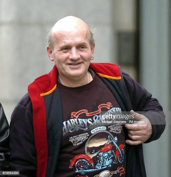 Martin Isitt the brotherinlaw of murder victim Brian Cherry