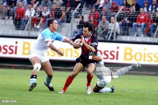 Martin JAGR Toulon / Bayonne 7eme Journee du Top 14